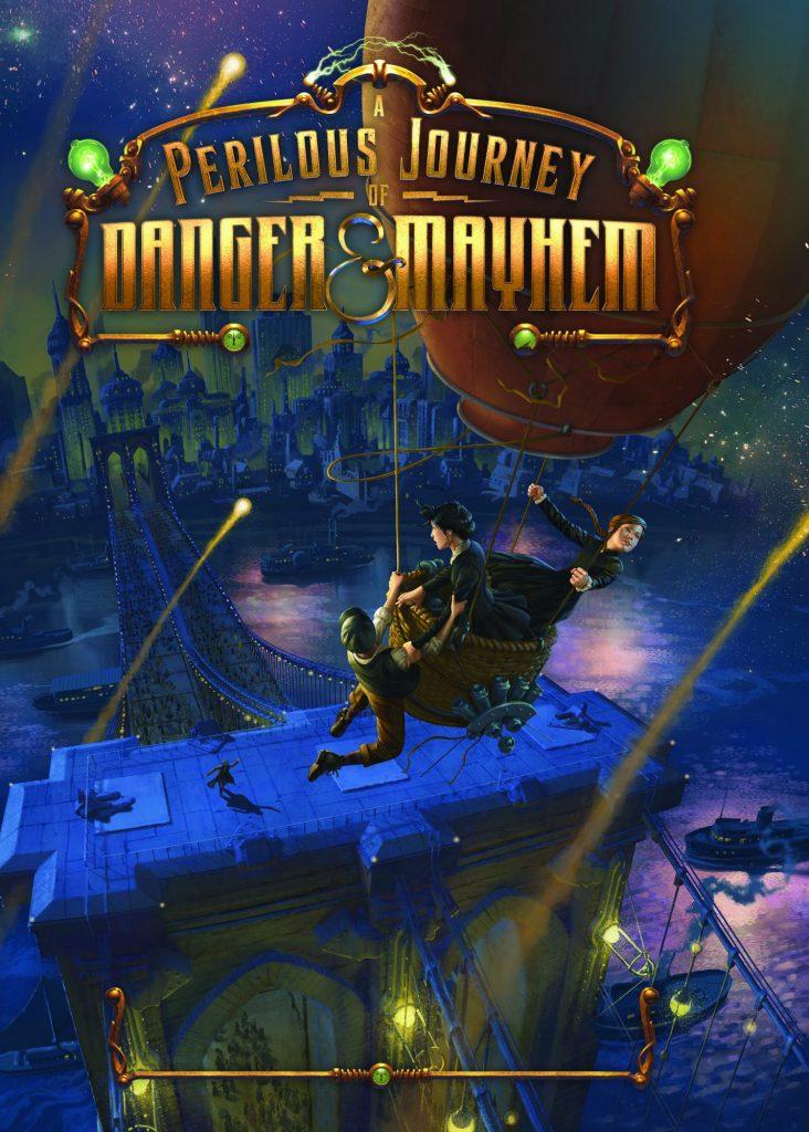 A Perilous Journey of Danger & Mayhem