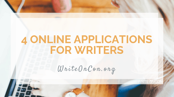 4 Online Applications for Writers
