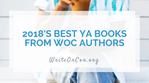 2018's Best YA Books from WOC Authors