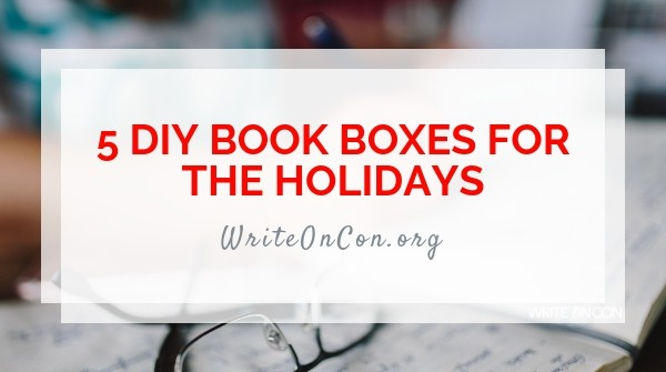 5 DIY Book Boxes for the Holidays