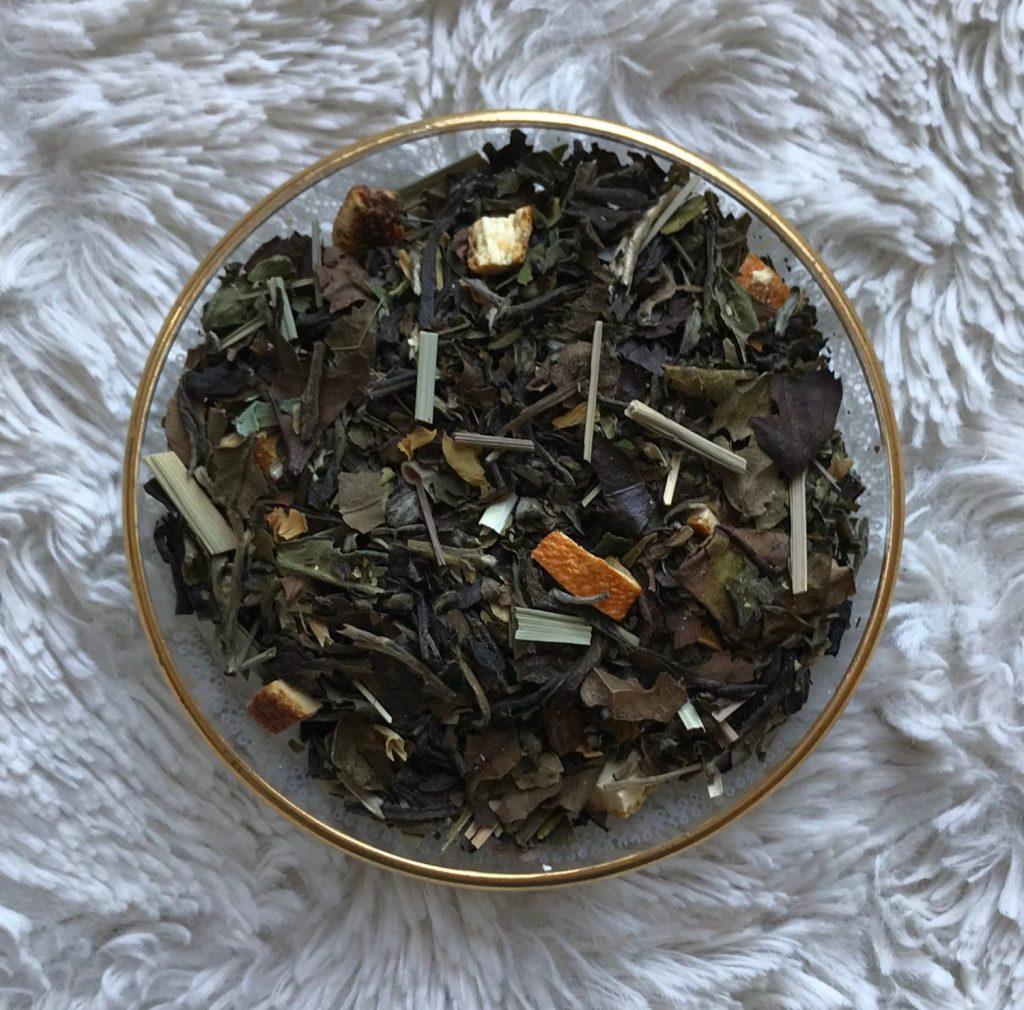Zélie Adebola Tea