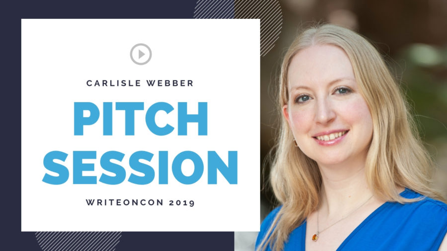 LIVE: Pitch Session with Carlisle Webber
