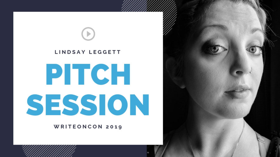 LIVE: Pitch Session with Lindsay Leggett