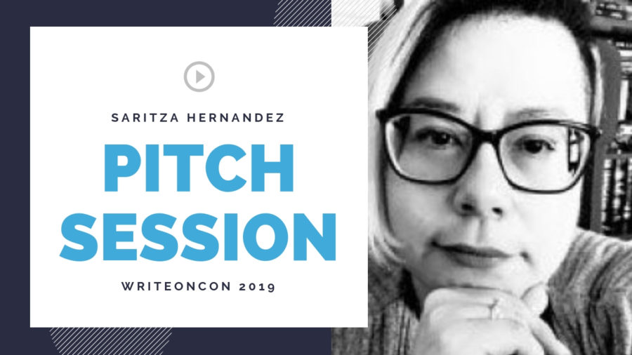 LIVE: Pitch Session with Saritza Hernandez