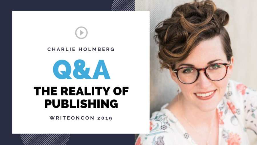 LIVE Q&A: The Reality of Publishing