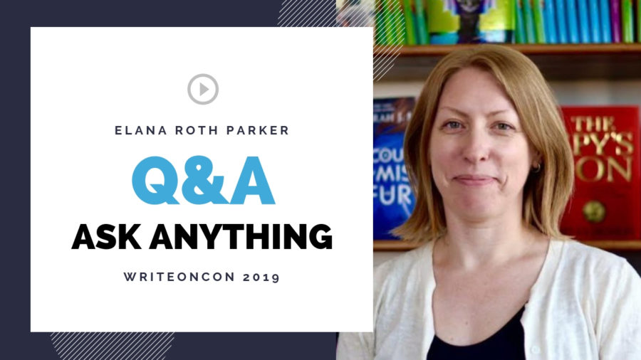 LIVE Q&A: Ask Anything with Elana Roth Parker