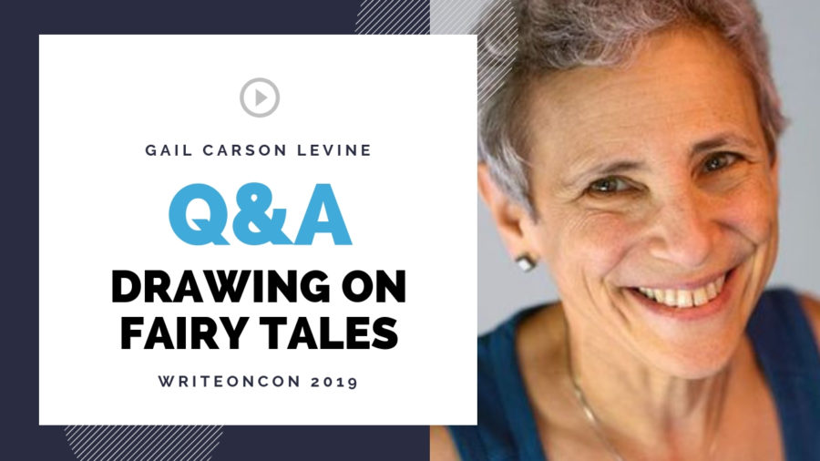 LIVE Q&A: Drawing on Fairy Tales