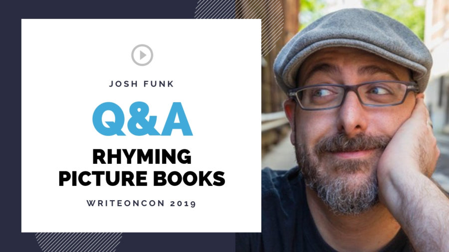 LIVE Q&A: Rhyming Picture Books