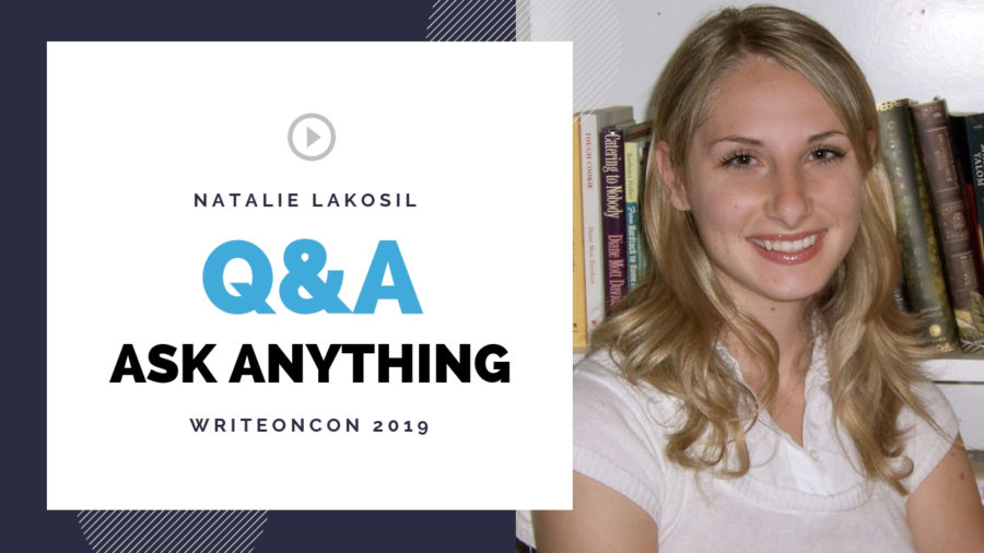 LIVE Q&A: Ask Anything with Natalie Lakosil