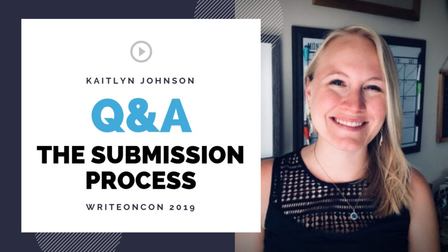LIVE Q&A: The Submission Process