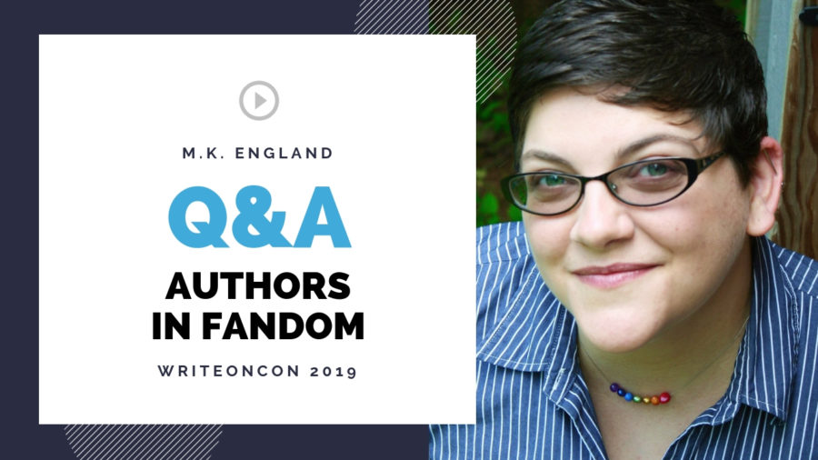 LIVE Q&A: Authors in Fandom