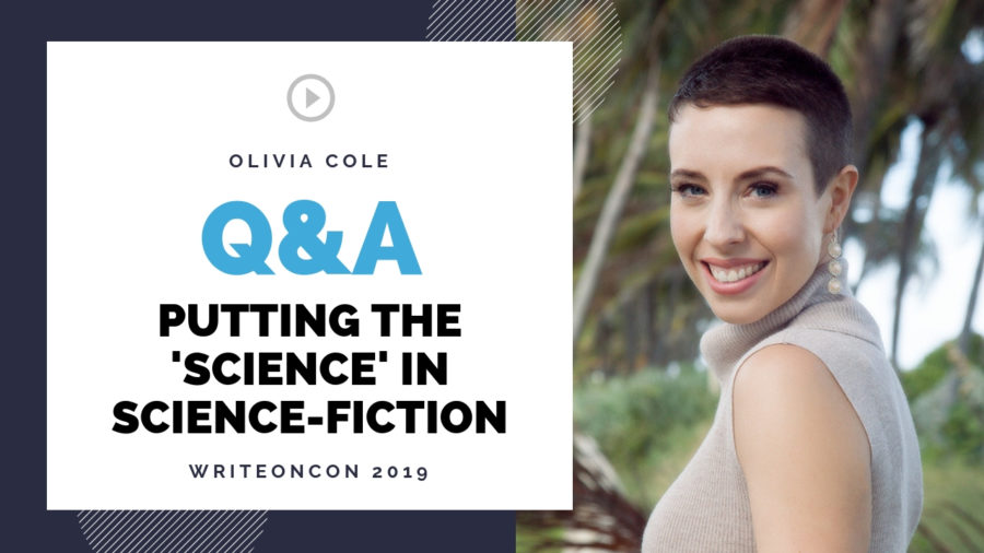 LIVE Q&A: Putting the 'Science' in Science-Fiction