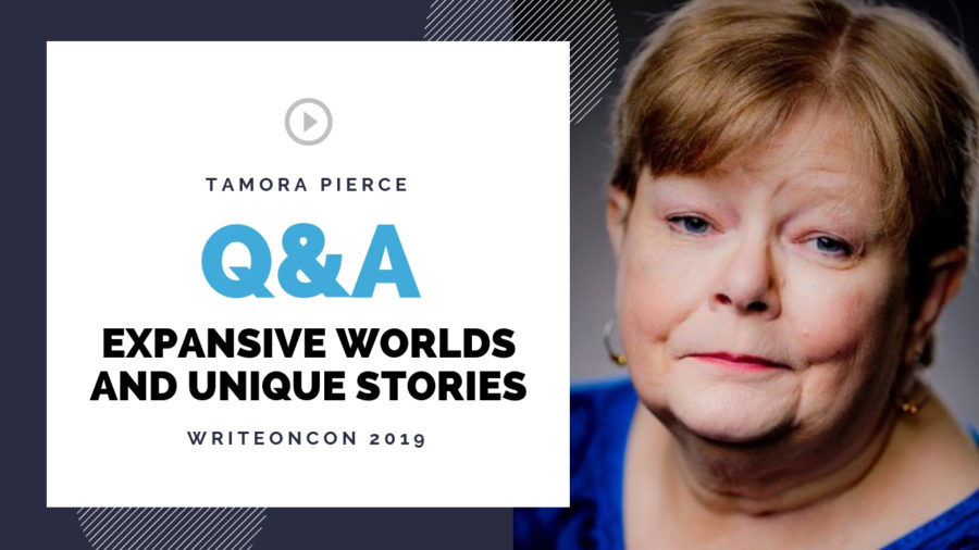 LIVE Q&A: Expansive Worlds and Unique Stories