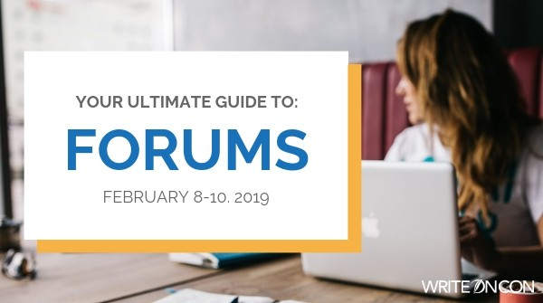 Your Ultimate Guide to: The Forums 2019