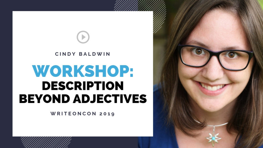 LIVE Workshop: Description Beyond Adjectives