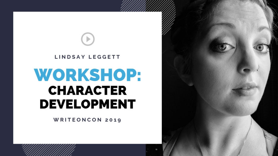 LIVE Workshop: Character Development