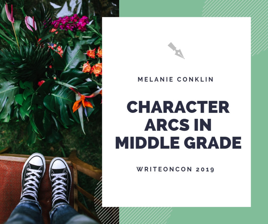 Character Arcs in Middle Grade