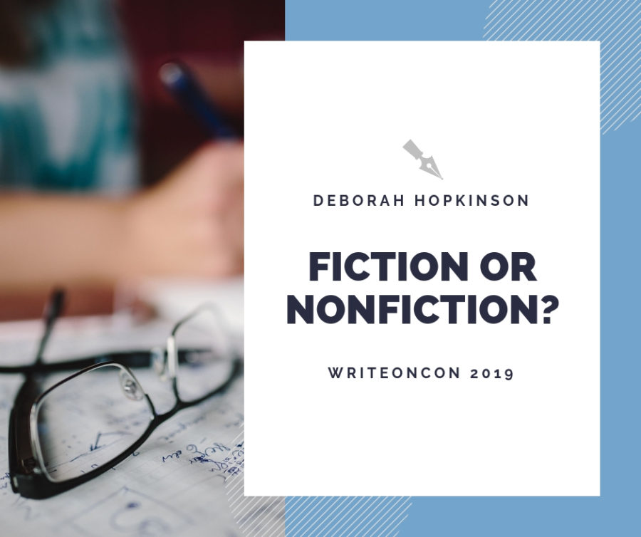 Fiction or Nonfiction? Creating Compelling Stories for Young Readers