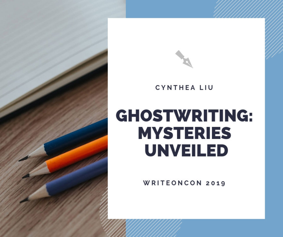 Ghostwriting: Mysteries Unveiled