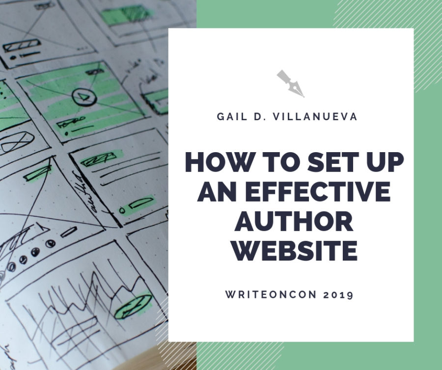How to Set Up an Effective Author Website