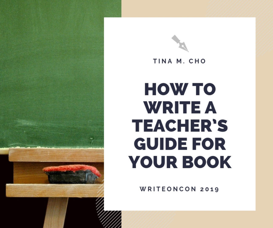 How to Write a Teacher's Guide for Your Book