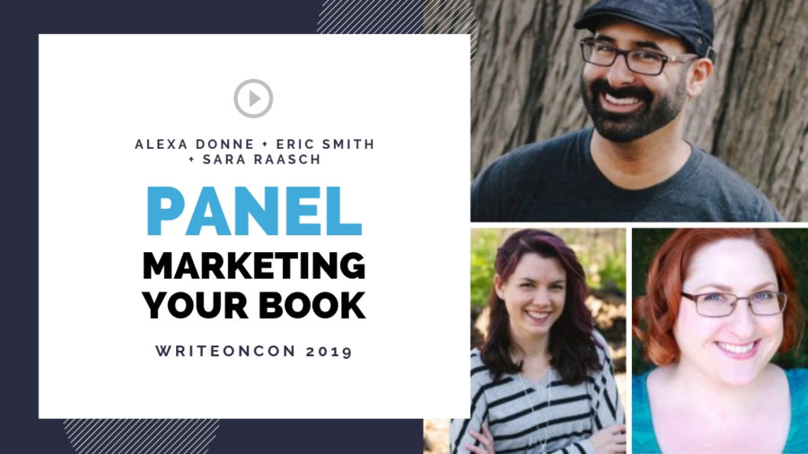LIVE Panel: Marketing Your Book
