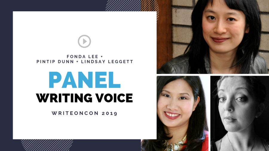 LIVE Panel: Writing Voice