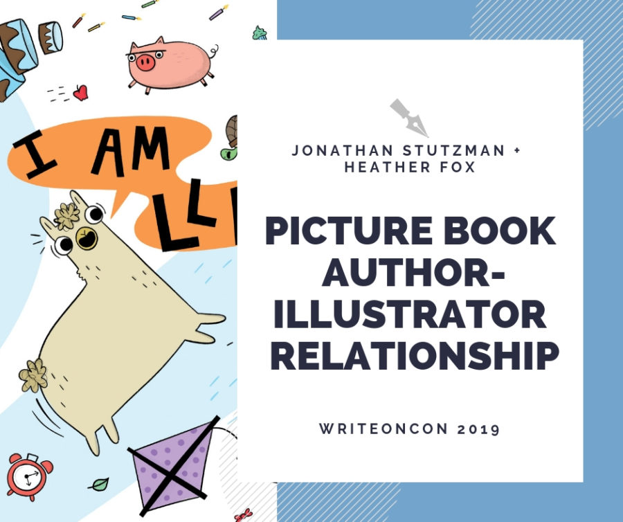 The Picture Book Author-Illustrator Relationship