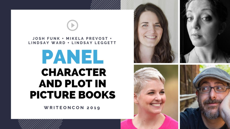 LIVE Panel: Character and Plot in Picture Books