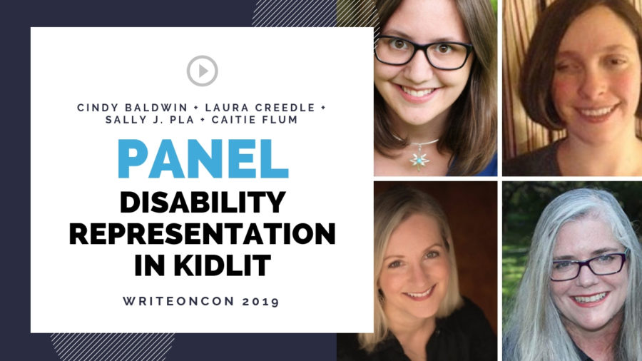 LIVE PANEL: Disability Representation in Kidlit