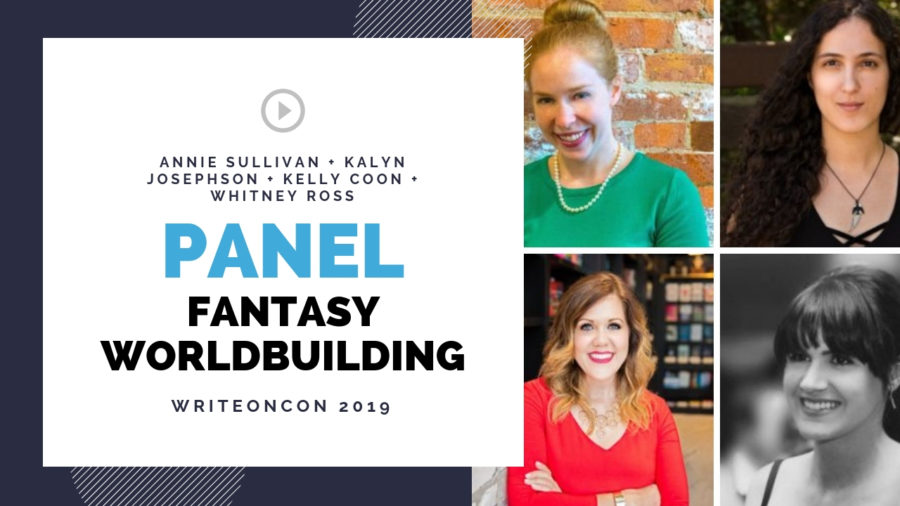 LIVE PANEL: Fantasy Worldbuilding