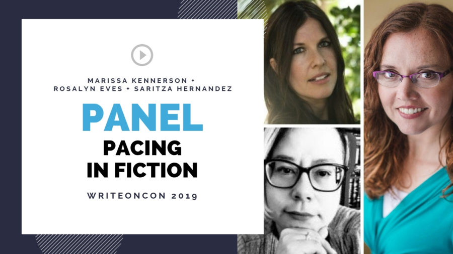 LIVE Panel: Pacing in Fiction