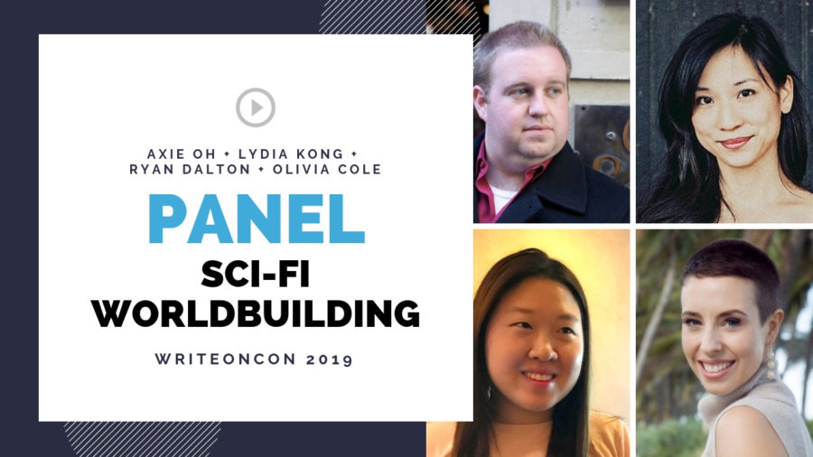 LIVE Panel: Sci-Fi Worldbuilding