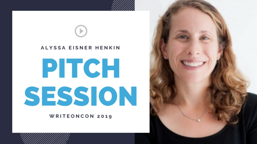 LIVE: Pitch Session with Alyssa Eisner Henkin