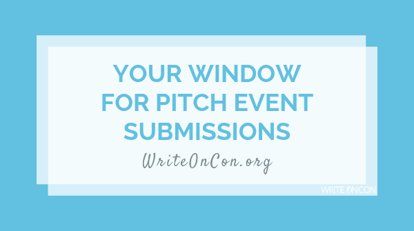 Your Window for Pitch Event Submissions