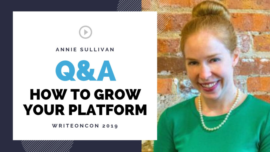 Q&A: How to Grow Your Platform