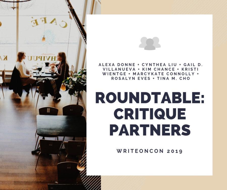 Roundtable: Critique Partners