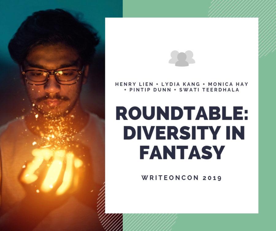 Roundtable: Diversity in Fantasy (2019)