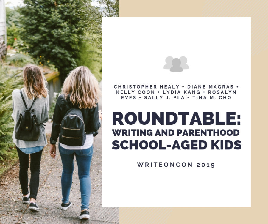 Roundtable: Writing and Parenthood – Writing with School-Aged Kids (2019)
