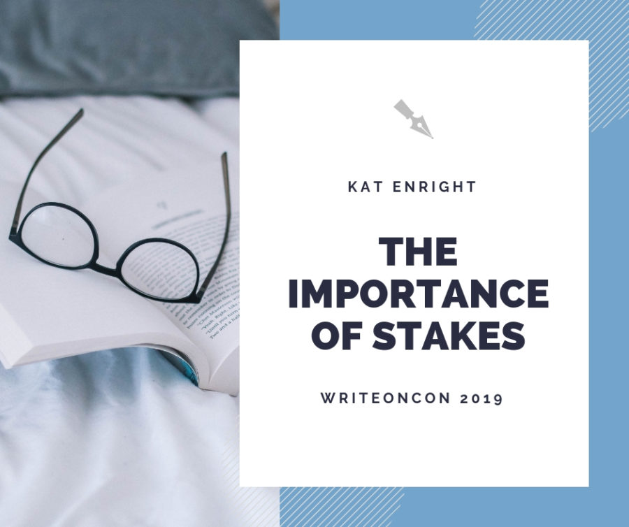 KEYNOTE: The Importance of Stakes — Or, Why I Stop Reading