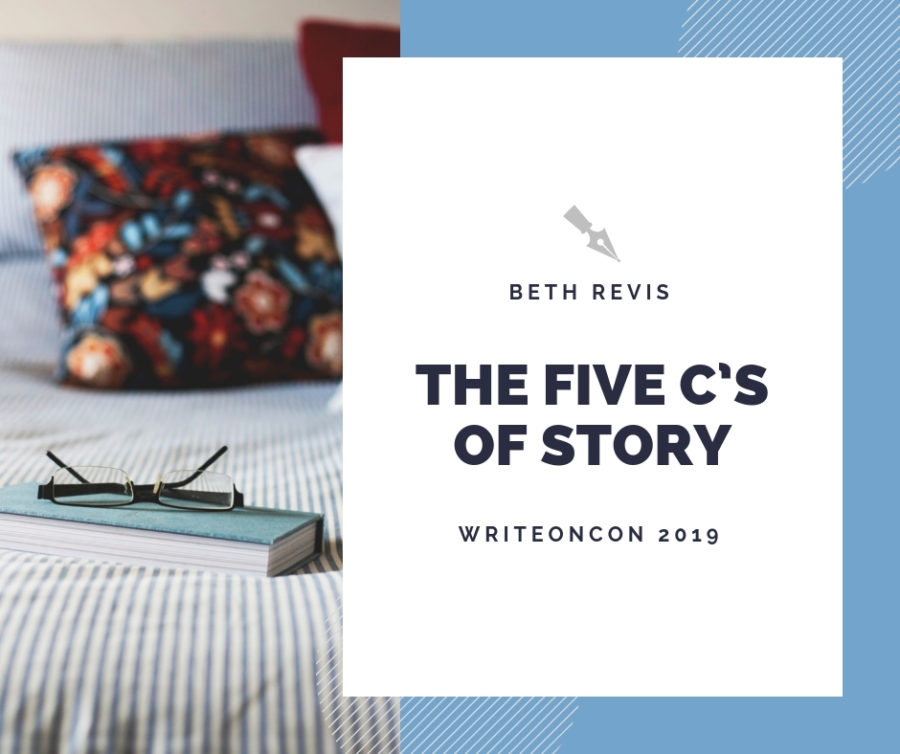 The Five C's of Story