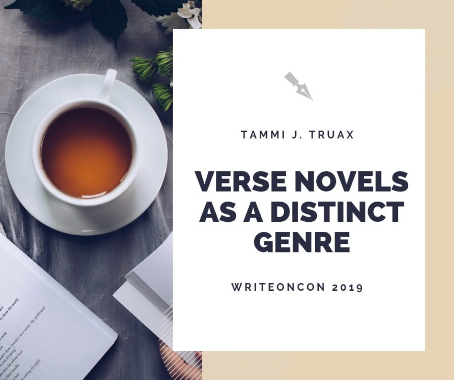 Verse Novels as a Distinct Genre