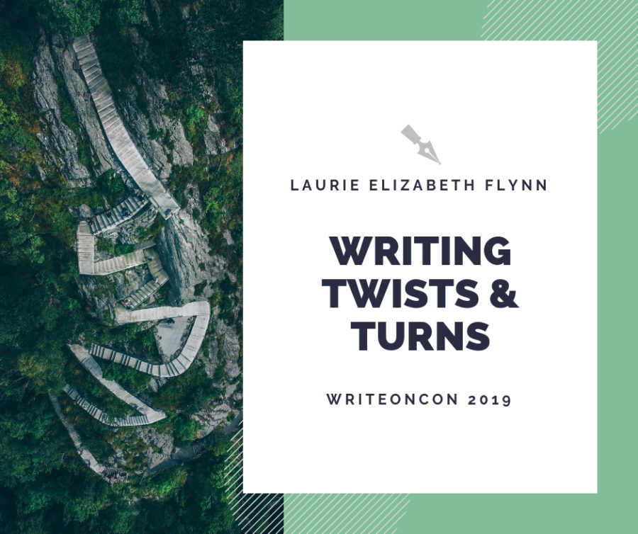Writing Twists & Turns: Crafting a YA Thriller
