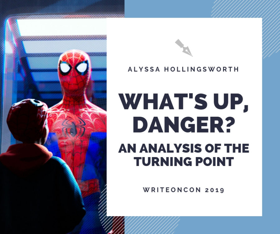 What's Up, Danger? An Analysis of the Turning Point
