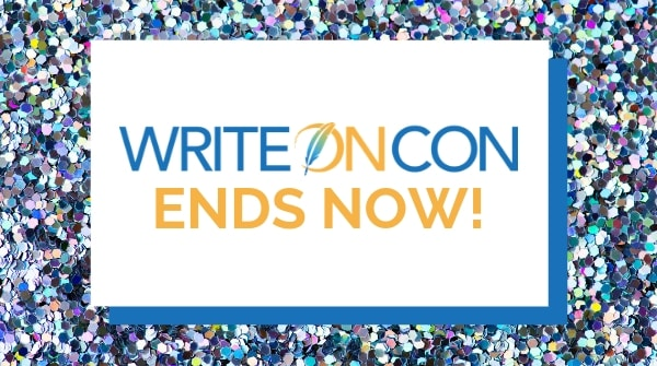 WriteOnCon 2019 Ends Now!