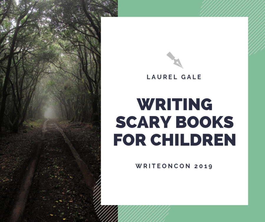 Writing Scary Books for Children