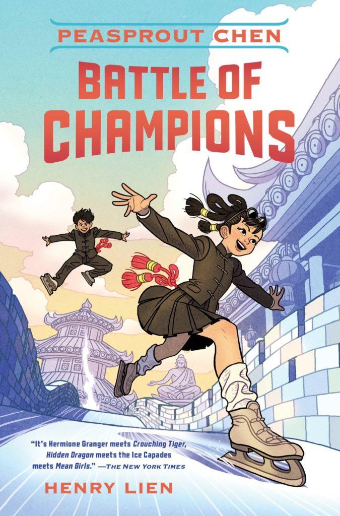 Peasproud Chen, Battle of Champions