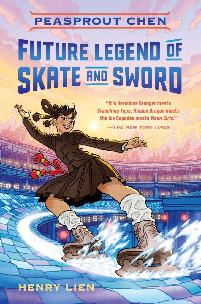 Peasproud Chen, Future of Skate and Sword