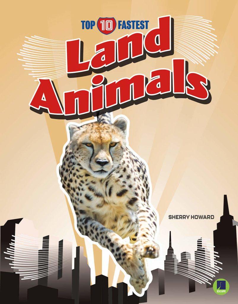 Top 10 Fastest: Land Animals