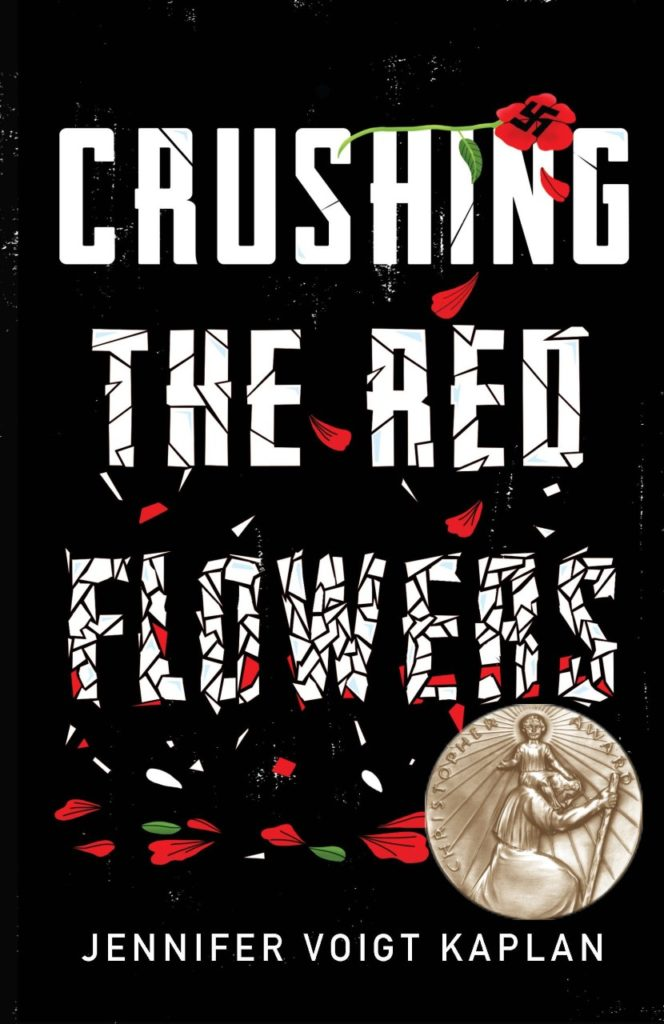 Crushing the Red Flowers by Jennifer Voigt Kaplan